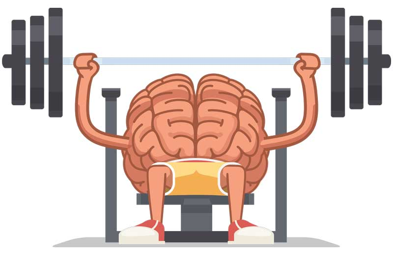 Strength training for your brain