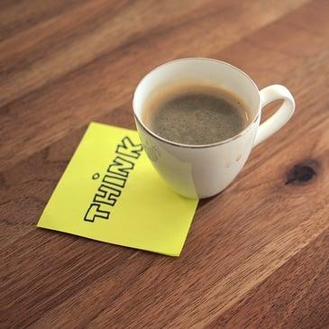 coffee thought break