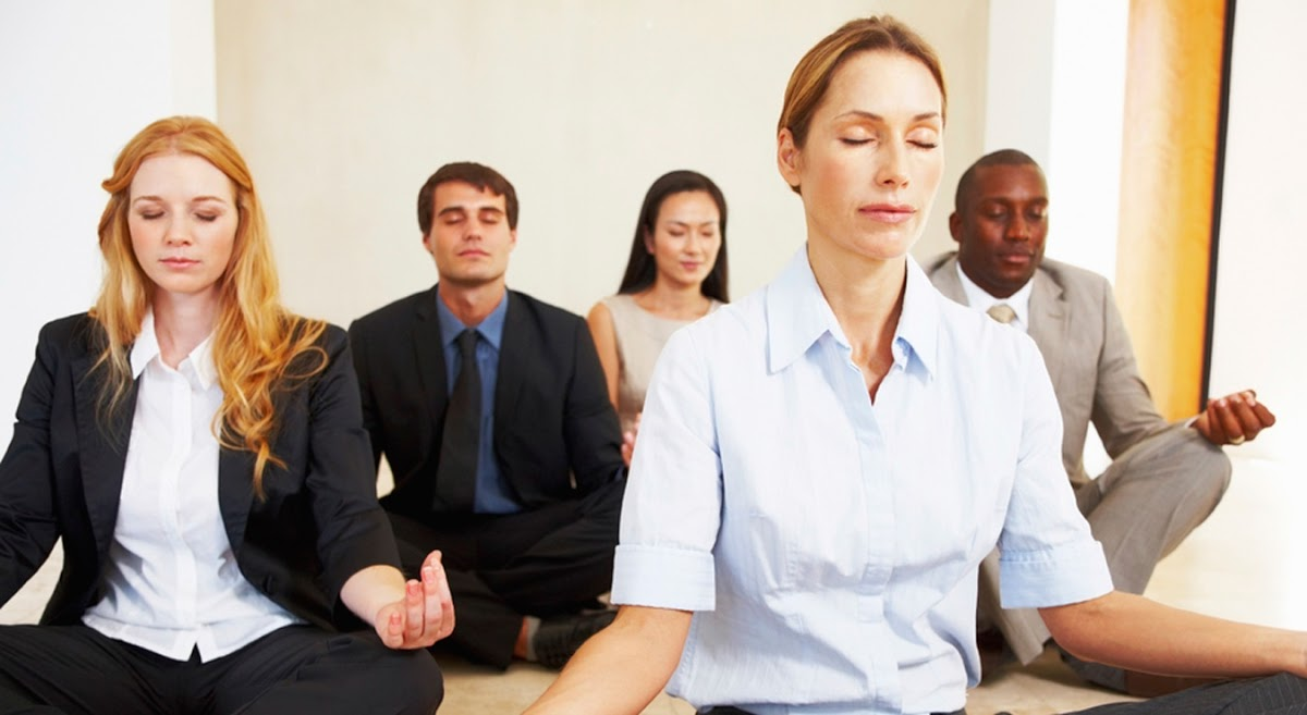 corporate mindfulness training